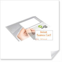 Business Card Die Mailers