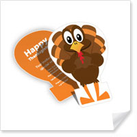 Turkey Die Cuts