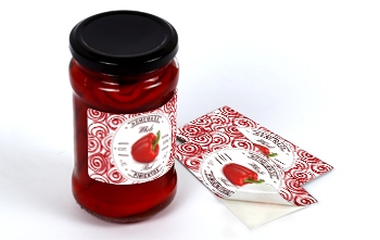 Jar Label Printing