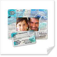 Photo Magnet Calendars