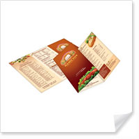 Take Out Menus