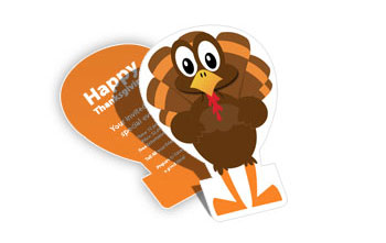 Turkey Die Cut