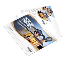 Professional Postcard Designs