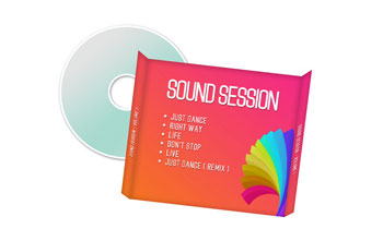 cd back cover inserts custom printed low prices nextdayflyers