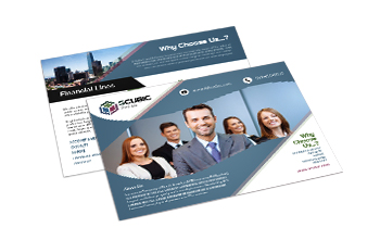 small business flyers 1000 qty