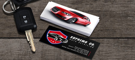 Slim business cards with a fast turnaround next day flyers slim business cards colourmoves
