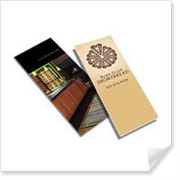 2.5 x 7 Bookmarks