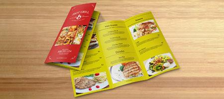 fast tri fold brochure print custom brochure design overnight