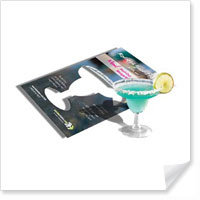 Margarita Die Cut Postcards
