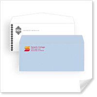 No. 10 Full and 1-Color Envelopes