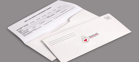 Remittance Envelope Printing