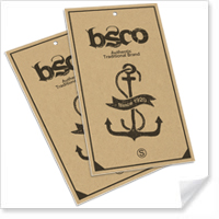 rectangular hang tags