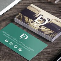 Fast Business Card Printing Personalized Call Cards Nextdayflyers