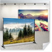 Backdrop Printing